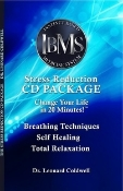 Download 2 of 3 CD's -IBMS Stress Reduction Package Breathing