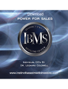 Download-Dr. Coldwell's IBMS™ Power For Sales